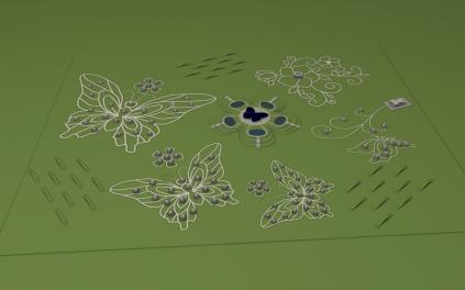 Abdelaziz GHAZANI - Le Papillon Source EL4DEV 82